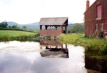 P&S Furniture Barn Bridge. Photo by Dan Brock