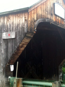 Bartonsville Covered Bridge Remembered