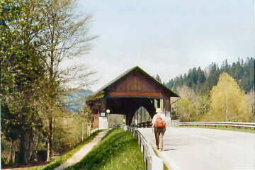 Bubenbrucke. Photo by Lisette Keating May, 2005