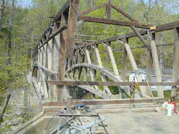 Canyon Bridge Photo by Joe Nelson, 5/15/04