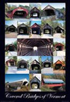 Covered Bridge poster for sale