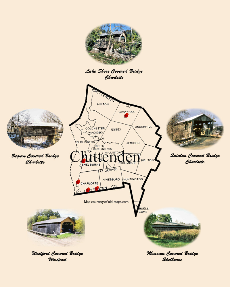 Chittenden County Covered Bridges