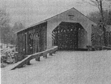 Comstock Bridge. Photo by Hoyle, Tanner & Assoc., Inc.