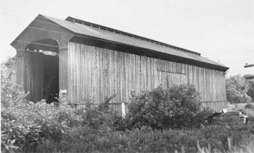 Covered RR bridge in East Montpelier courtesy of Dick Roy