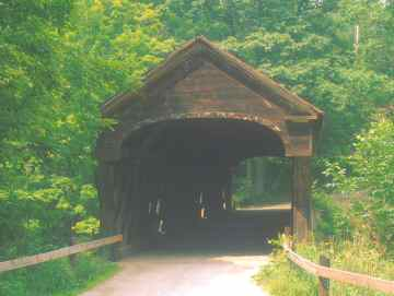 Downers Bridge Photo by Joe Nelson, 1995