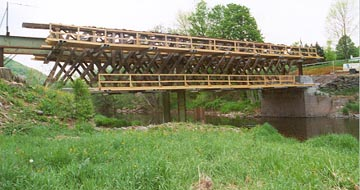 Fitches Bridge. Photo by Bob and Trish Kane June 17, 2001