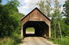 Flint Bridge - Tunbridge, VT