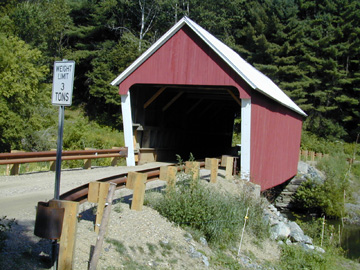 Gifford Bridge. Photo by Joe Nelson August 15, 2001