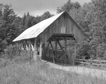 Westford Bridge. Photo by Joe Nelson 1997