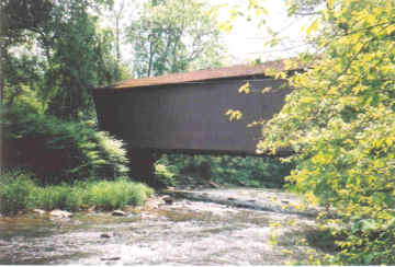 Jericho Bridge WGN MD-03-02. Photo by Sandy Adrion, 5-28-05