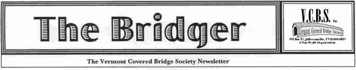 vcbs newsletter masthead