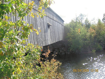 William Mitton Bridges. Photo by the Keatings September 24, 2009
