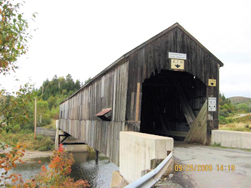 French Village Bridge. Photo by Tom Keating September 25, 2009