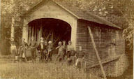 Covered Bridges of Vermont Print