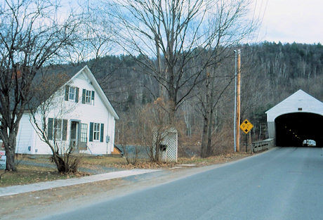 Old Toll House. Photo by Joe Nelson, May, 2003
