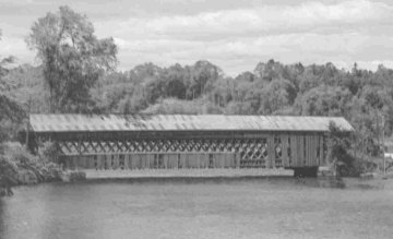 Pompanoosuc Village Bridge [45-14-67]