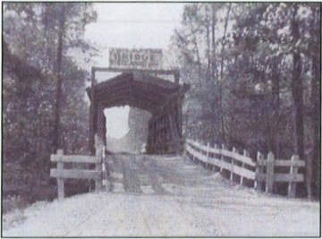 Two Bayou Bridge, Arkansas, Bill Caswell Collection
