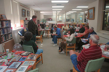 VCBS Fall Meeting. Photo by Joe Nelson, October 11, 2008