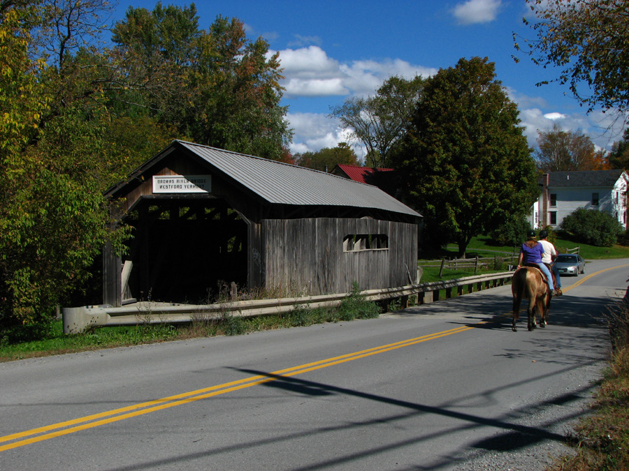 Westford Covered Bridge