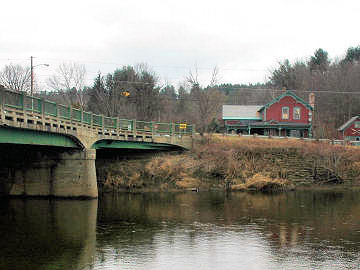 Wrong Way Bridge, Cambridge, VT
