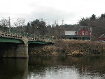 Wrong Way Bridge, Cambridge, Vermont